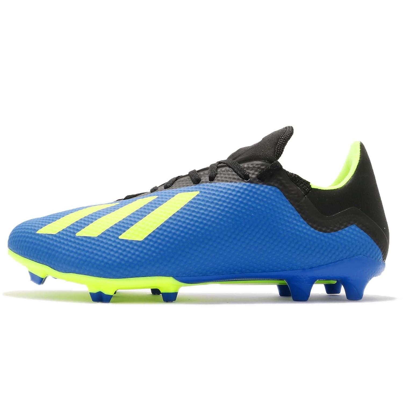 (アディダス) X 18.3 FG メンズ サッカー シューズ adidas X 18.3 FG DA9335 [並行輸入品] B07DNR91J2 25.5 cm FOOTBALL BLUE/SOLAR YELLOW/CORE BLACK