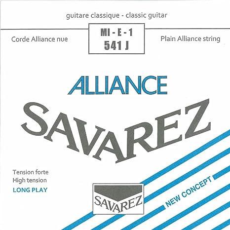 Savarez Cuerdas para Guitarra Clásica Alliance HT Classic 541J ...
