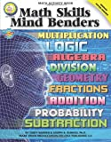 img - for Math Skills Mind Benders, Grades 6 - 12 book / textbook / text book