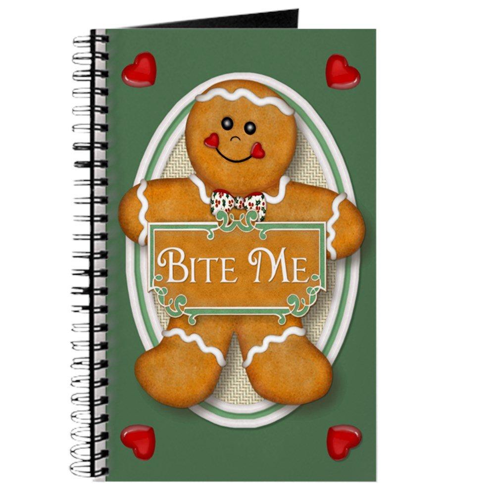 CafePress, diseño de galletas de jengibre hombre – Bite Me – Diario ...