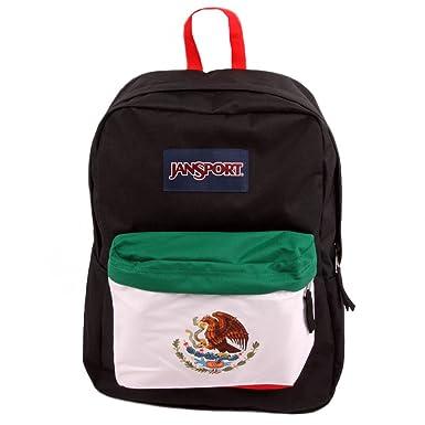Amazon.com  JanSport Half Pint Mini Backpack (Mexican Flag, One Size ... 40b4b34fba