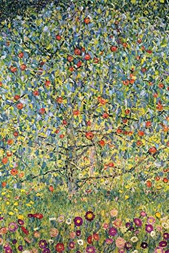 Buyenlarge Apple Tree by Gustav Klimt Wall Decal, 48