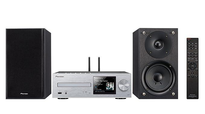 Pioneer X-HM76D-BB - Sistema Hight Micro (amplificadores Clase D y ...