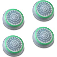 Fosmon [Set of 4] Analog Stick Joystick Controller Performance Thumb Grips Compatible with PS5 | PS4 | Xbox One | Xbox Series X/S (Glow in The…
