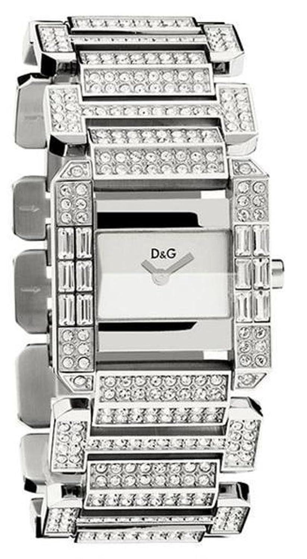 D&G Dolce&Gabbana Damen-Armbanduhr ROYAL SLV DIAL BRC DW0219