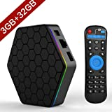 HASWE 2017 NEWEST 3GB+32GB ANDROID 4K TV BOX AMLOGIC S912 OCTA CORE 64 BIT 2.4G/5G DUAL-BAND WIFI 1000M LAN