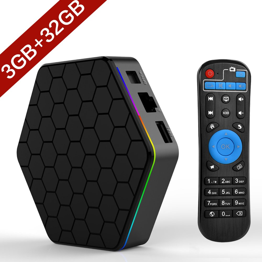 2017 NEWEST T95Z ANDROID 4K 6.0 TV BOX