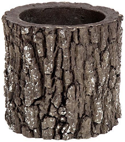 REAL Planters V-1 EMW7430606, Small, Oak ()