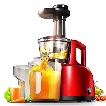 Máquina del Juicer, fruta entera y vehículo de los juicers con el motor silencioso de la dual-etapa ...