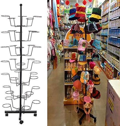 AIMADO Expositor Soporte de Gorros Gorras Sombreros Boinas ...