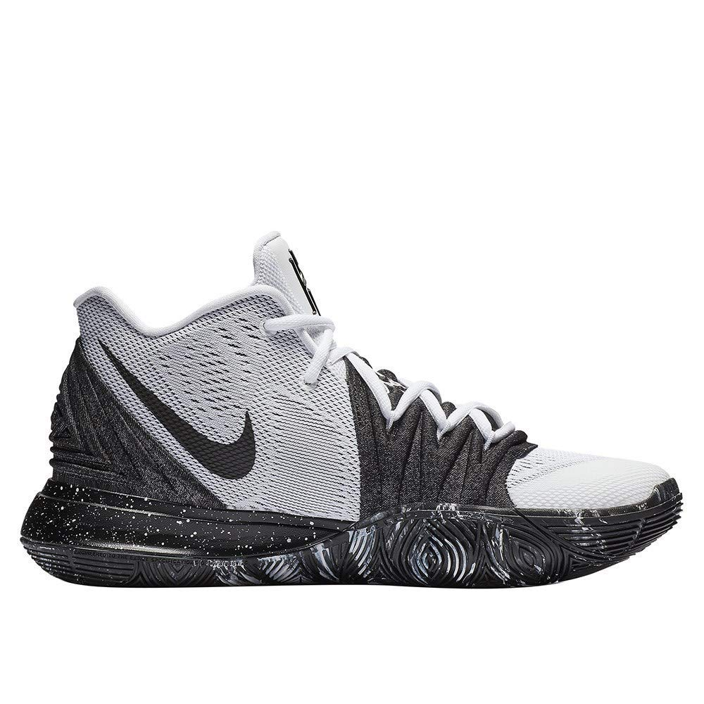 Nike Men's Kyrie 5 Kyrie Irving/White Nylon Basketball Shoes 9.5 M US by Nike