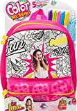 Cife - Color me Mine - Soy Luna - Bolso Patines sequeen