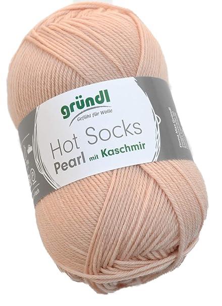 Hot de la perla de colour 16, enjuague de calcetines de polvos rosa calcetines de