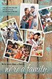 Family Bulletin - We're more than a church(Package of 100)