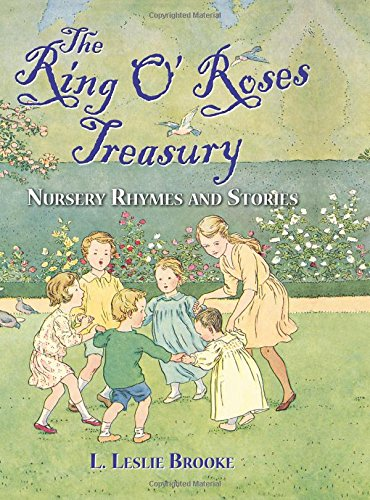 The Ring O' Roses Treasury: Nursery Rhymes and Stories (Calla Editions) ebook