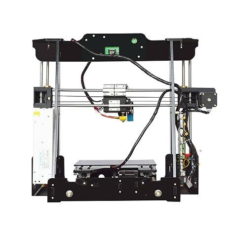 kitechildheed Creality tronxy DIY 3D Impresora en Kit DIY Color ...