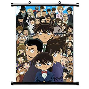 Detective Conan - Caja cerrada Anime cartel de la tela de