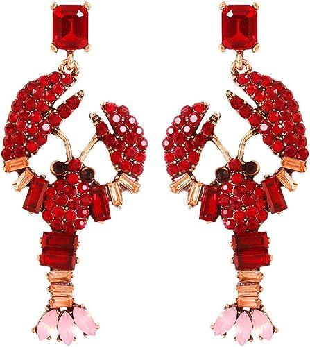 Vintage Womens Boho Multi-Color Clear Plastic Beads Dangle Drop Hook Earrings