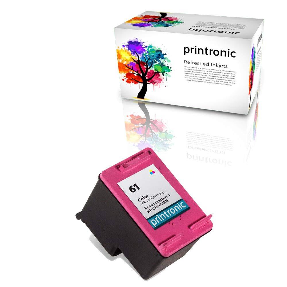 Printronic 5pk for HP 61XL CH563WN CH564WN Ink Cartridges 1050 2050 3050