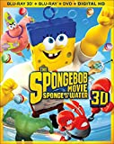 Spongebob Movie: Sponge Out of Water [Blu-ray]