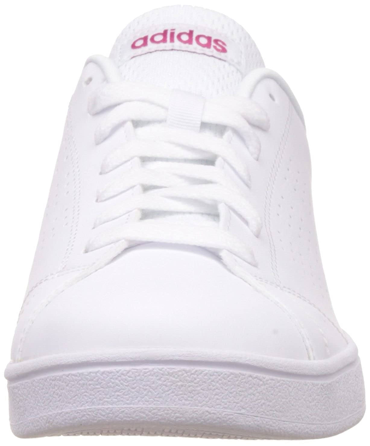 outlet store 2f99a accb2 Adidas B74574 Slipper White VS Advantage 42 White  Amazon.ca  Shoes    Handbags