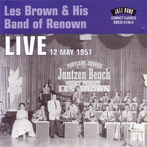 Live From Jantzen Beach by Jazz Band