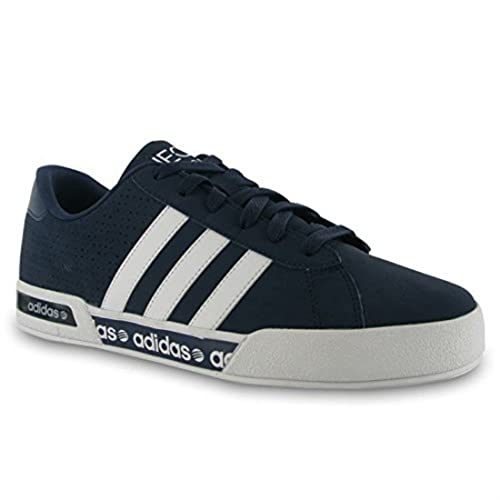 adidas Mens Neo Daily Mono Trainers Lace Up Front Sport Shoes Footwear   Amazon.co.uk  Shoes   Bags f8f3750483d