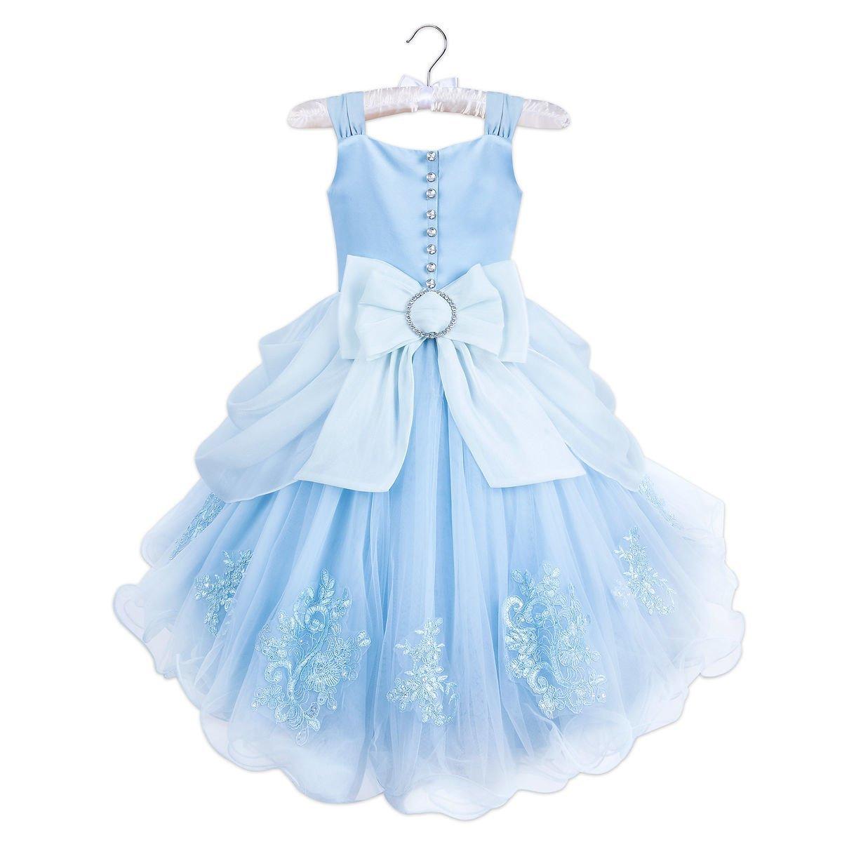 Cinderella Signature Costume for Kids Blue