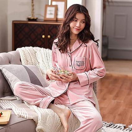 OLLIUGE Pijamas para Mujer Ropa De Dormir Batas Mujer Camisón Conjunto De Pijamas Camisones Ropa De