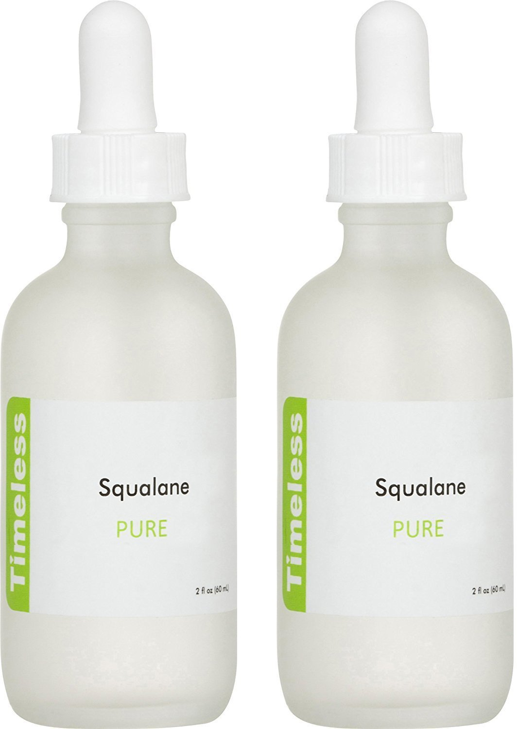 Squalane 100% Pure (2 oz (60 mL)) Timeless Skin Care