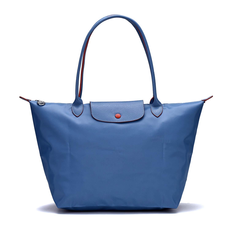 Tote Donna beige Folding For Longchamp The Bag xqI0TwCxvZ