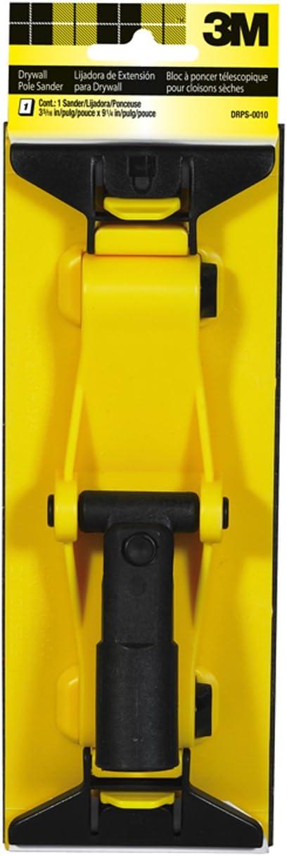 3M 3-1//4 x 8-3//4 Drywall Pole Sander DRPS-009