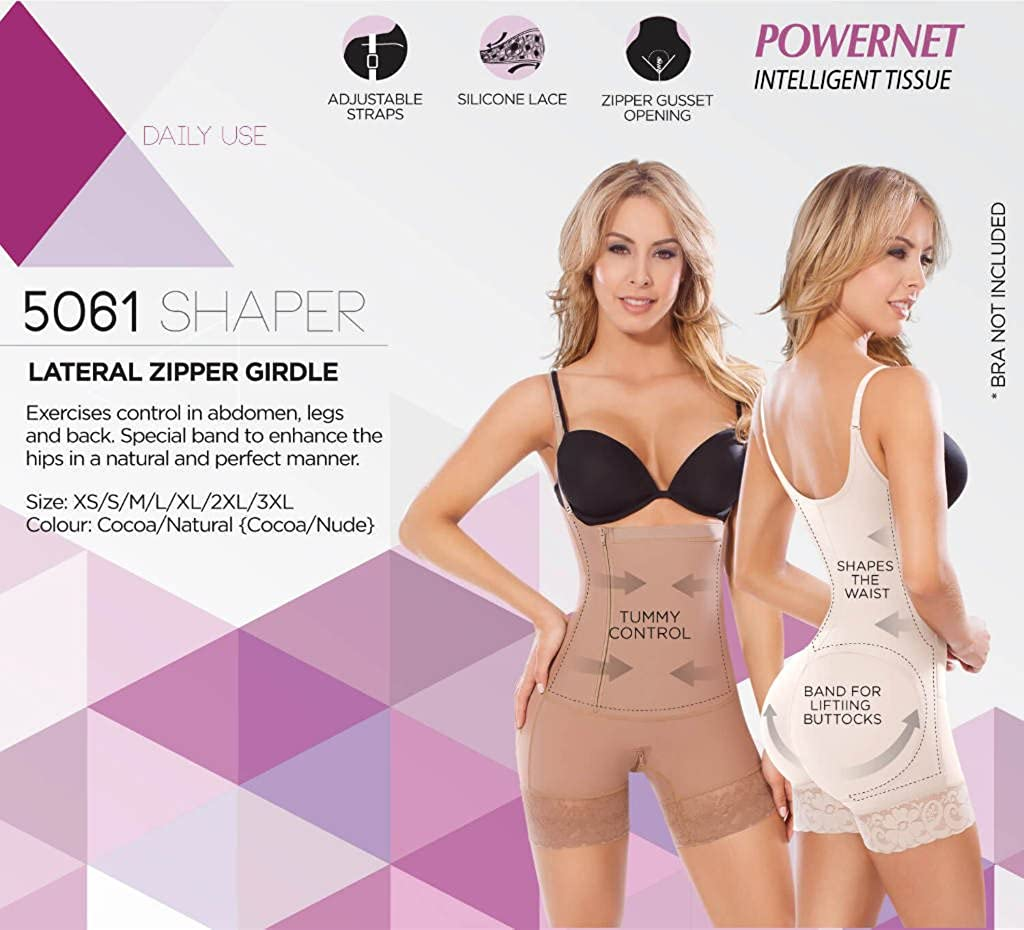 3551510163 MOLDEATE 5061 Full-Body Girdle at Amazon Women s Clothing store
