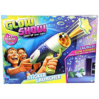 Glow Show S1 Sticker Launcher: Toys & Games