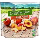Cascadian Farm, Sliced Peaches, Organic, 10 oz (Frozen)