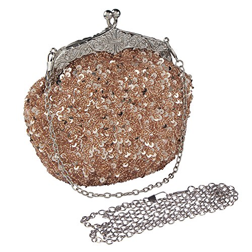 Champagne Bagood Pour Bagood Femme Pochette Pochette wHPX5Fqnxz