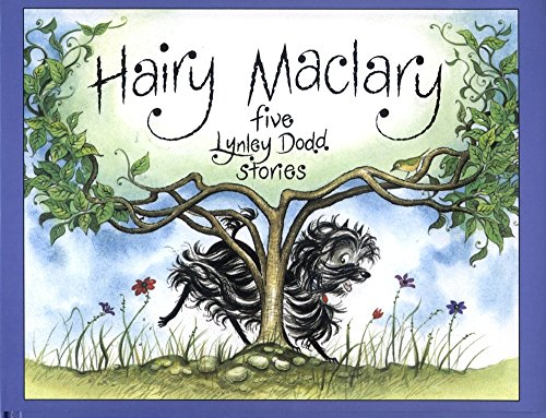 Hairy MacLary : Five Lynley Dodd Stories (Viking Kestrel Picture Books)
