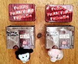 2 Cute Farmyard Friends Collectible Tins with Magnetic Barnyard Animals - ! GET A FREE SURPRISE TIN WITH EVERY ORDER ! {jg} Mother's Day, grandma, kids, children, women, girls, gay, lgbtq, trump