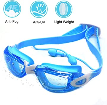 Swim Googles Zerhunt Professional Swiming Goggles No Leaking Anti Fog UV with