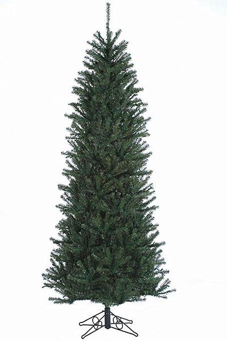 2e8f5889929d1 Amazon.com  By Santa sOwn 7.5  Slim Alexandria Pine Artificial ...