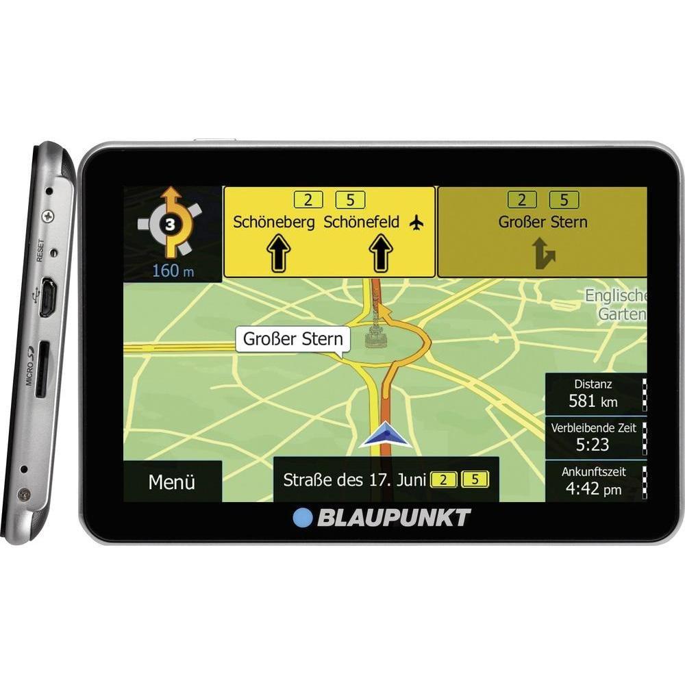 Kontinent Blaupunkt Travelpilot 43 EU AMW Navigationssystem