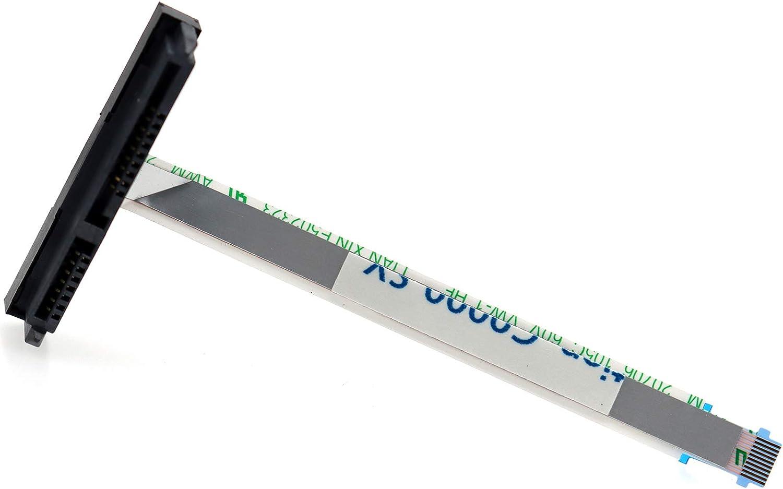 """Dea4GO 2.5"""" SATA SSD Hard Drive Cable HDD Connector for HP Envy 17-AE 17-AE108CA 17T-AE000 17M-AE111DX 6017B0835501 925456-001"""