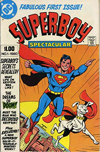 Superboy (1st Series) #Spectacular 1 VF ; DC comic book ()