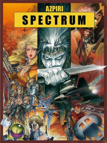 Descargar Libro Spectrum: El Arte De Los Videojuegos Alfonso Azpiri