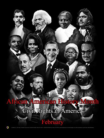 Workbook black history month biography worksheets : Amazon.com : African American History Month Poster B14A : Prints ...