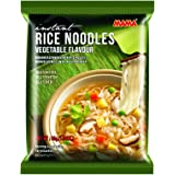 Mama Vegetable Instant Rice Noodles, 55 g, Pack of 24