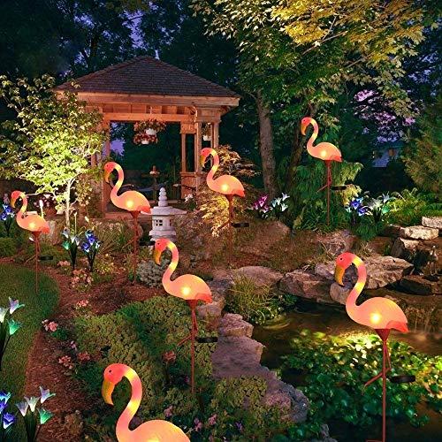 Flamingo Gardens Christmas Lights in US - 8