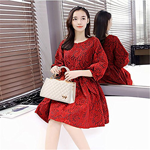 Career Casual Formal Shopping Office PU Women's All Tanling Wedding Royal Ruffles Seasons Bags Light Beige For Red Blue Tote Wine Outdoor Blue amp; Pink v7dWCz