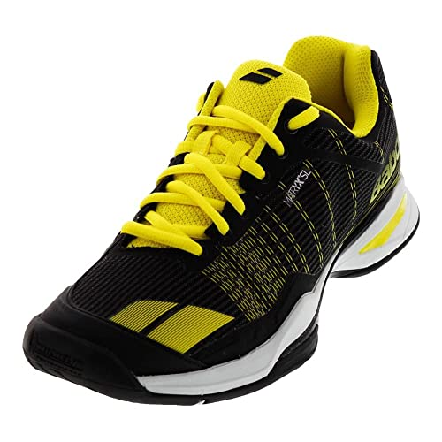 6274b53087001 Babolat Men's Jet Team All Court Tennis Shoes: Amazon.co.uk: Shoes ...