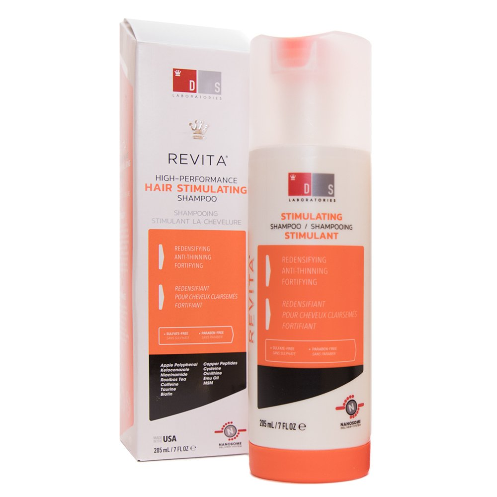 Revita Hair Growth Stimulating Shampoo (205ml) for Thinning Hair & Hair Support